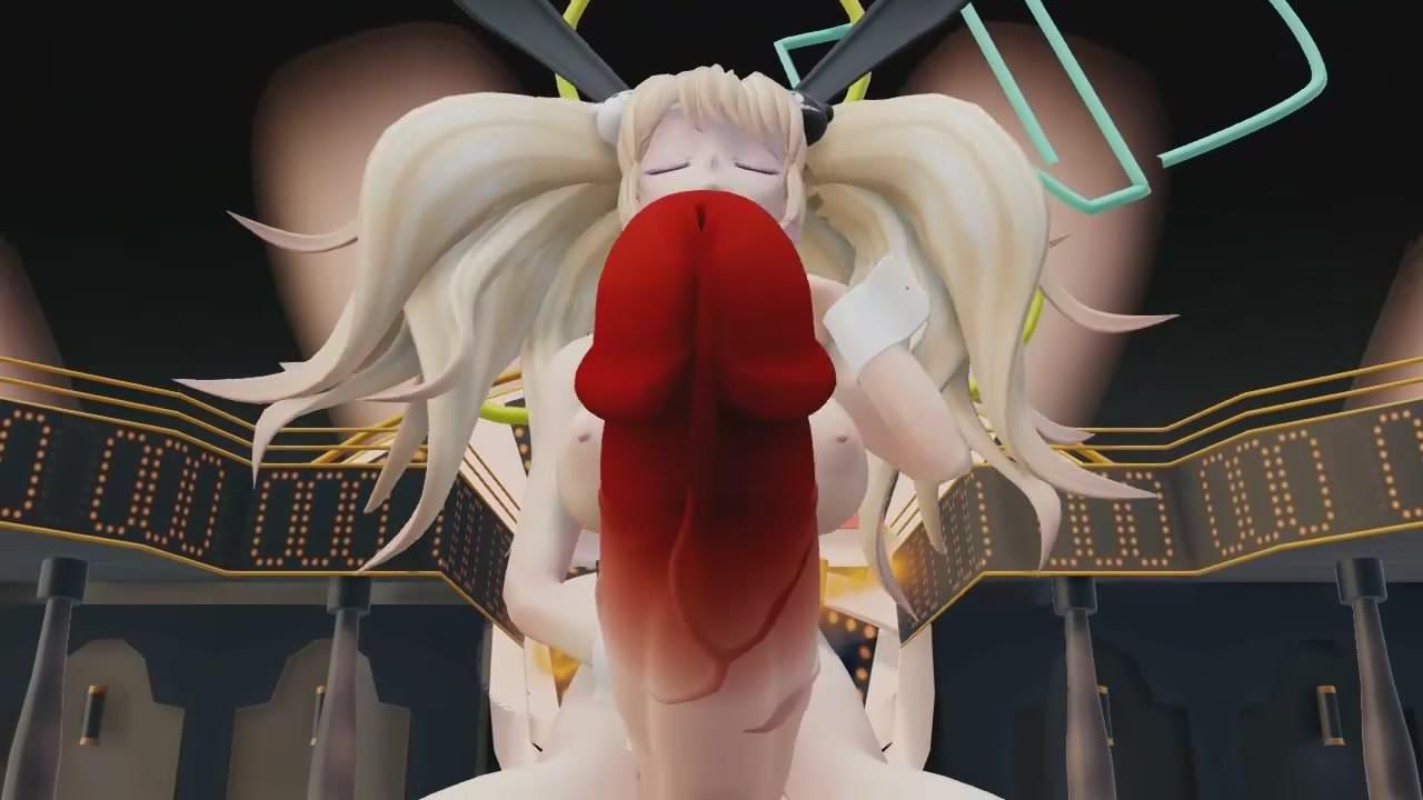 Futanari 3d Animation Mmd
